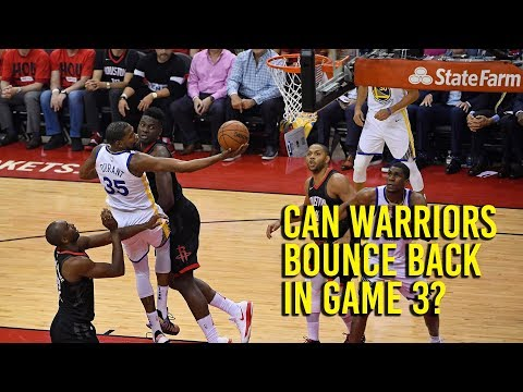 NBA Playoffs: After blowout loss, can Warriors bounce back at home?