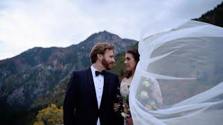 Mountain Wedding in the Heart of Utah - Sony a7iii 35mm f/1.4  Zeiss, 85mm f/1.8