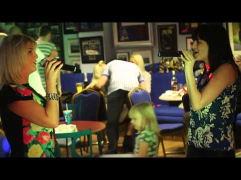 Warriors U10s Presentation Night Karaoke 2014