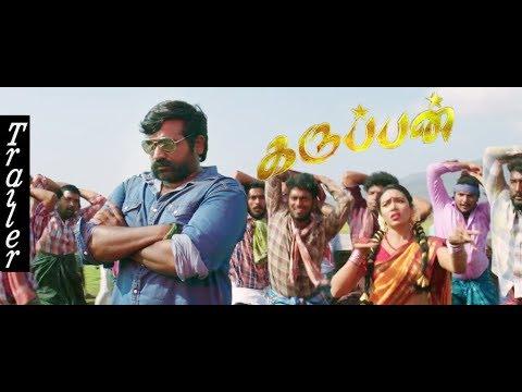 Karuppan - Tamil Full movie Trailer Review...