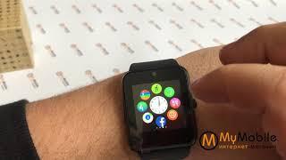 Смарт часы Smart Watch GT08 - Краткий обзор