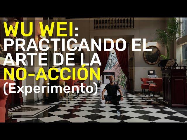 Wu Wei: qué ha sucedido al practicar el arte de la no-acción durante 38 días || Experimento