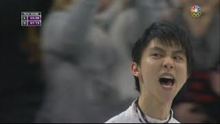 2016 Worlds - Yuzuru Hanyu SP NBCSN HD