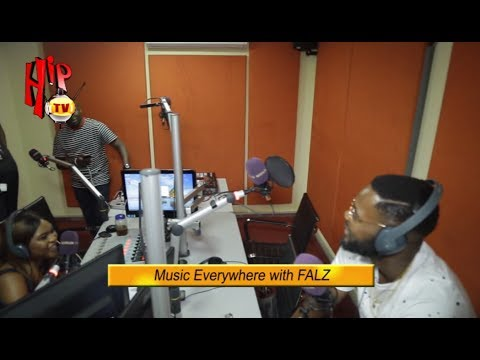 MUSIC EVERYWHERE WITH FALZ
