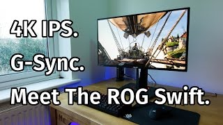 Ultimate is a difficult thing to describe, but it might look like this! pc centric looks at the 4k rog swift.... ***update: does not have hdmi 2.0*** amazon ...