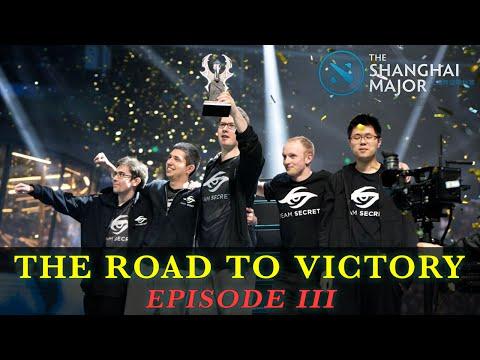 Dota 2   Exclusive Behind-the-Scenes: Episode III   Shanghai Major 2016