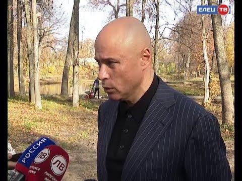 Глава Липецкой области Игорь Артамонов посетил Елец с рабочей поездкой