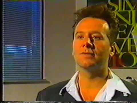 Jim Kerr Ozone Interview 1991