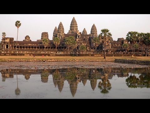 Temples of Angkor, Cambodia in 4K (Ultra HD)