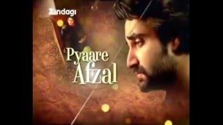 Pyaray Afzal Title Song