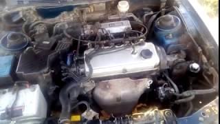 Mitsubishi Galant. Короткий рассказ о замене двигателя.