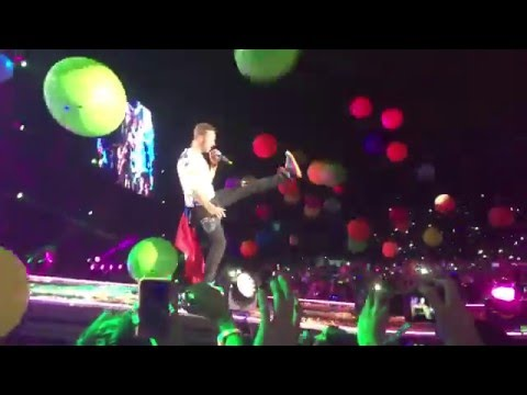 Coldplay - Santiago de Chile 2016 , Adventure of a lifetime