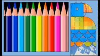 Развивающие мультфильмы. Учим цвета. Мультики для самых маленьких.