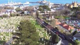 Views from Victoria Tower, Guernsey