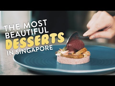 2am:dessertbar - The Most Beautiful Desserts In Singapore