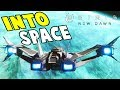 Space, Asteroid Mining and Aziel | Osiris New Dawn Architect Update Let's Play Gameplay PC | E8