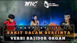 Download SAKIT DALAM BERCINTA VERSI BAJIDOR MELENOYY || LIVERECORDAUDIO