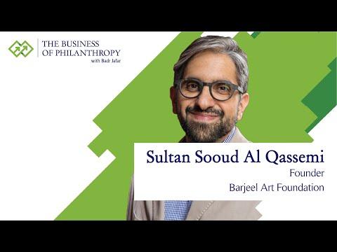 Sultan Sooud Al Qassemi; A Conversation with Badr Jafar