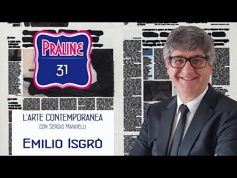 Capire l'arte contemporanea con Sergio Mandelli. Pralina N° 31 - Emilio Isgrò