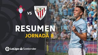 Resumen de RC Celta vs Athletic Club (1-0)