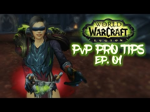 """WoW Legion - PvP Pro Tips - """"Action Bars"""""""