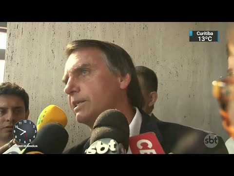 Candidatos à presidência falam sobre incêndio no Museu Nacional | SBT Brasil (03/09/18)