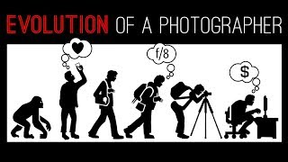 EVOLUTION | Social Media promo for Photography Course