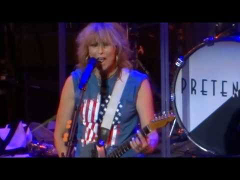 The Pretenders Live 2016 =] I'll Stand by You [= Toyota Center :: Oct 29 :: Houston, Tx