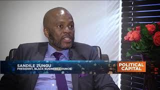 Incoming BBC president Sandile Zungu faces many challenges