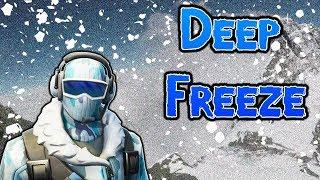 Fortnite Creepypasta: Deep Freeze