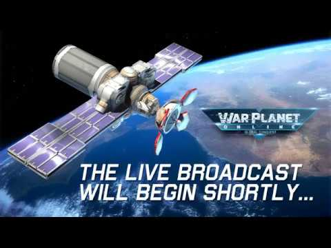 War Planet Online: Global Conquest Live Stream