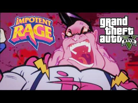 Impotent Rage: The Liberal Superhero