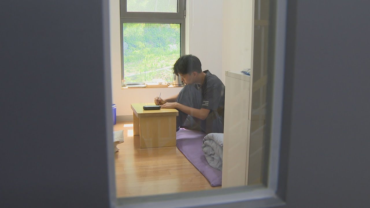 스스로 들어간 독방에서 나를 깨닫다 / 연합뉴스TV (YonhapnewsTV)