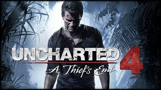 UNCHARTED 4 - A Thief's End Review