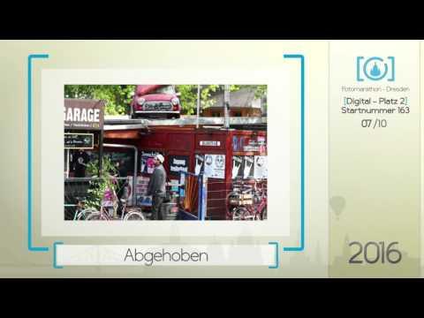 2. Platz Digital - 6. Fotomarathon Dresden