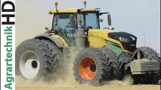 Biggest Tractors | Best of Bodenbearbeitung | Fendt | Claas | CaseIH | Versatile Traktoren