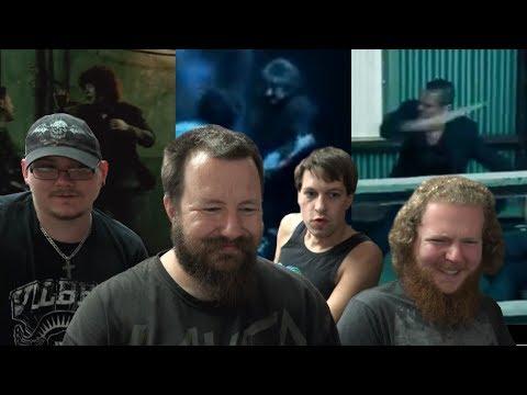 OLDBOYZINDAOLD BOY Hallway Fight  Reaction and Comparison