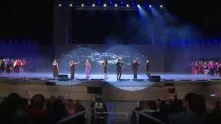 ENG-TV פסטיבל מחול כרמיאל 2014 - לקט ממופע הפתיחה