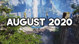 Top 10 New Upcoming Games Of August 2020 | Pc,ps4,xbox One,switch 4k 60fps