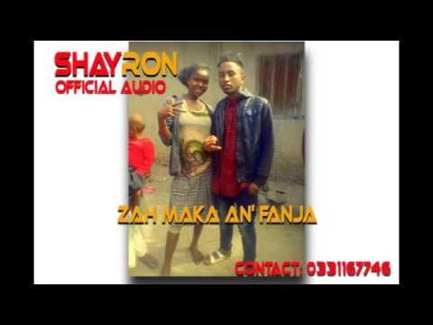 SHAYRON // zah maka an'FANJA // OFFICIAL AUDIO