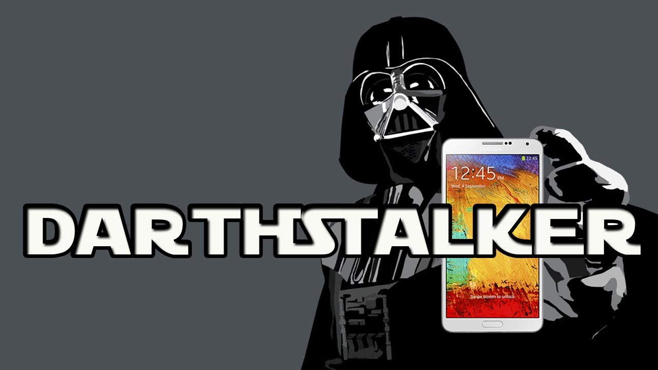 DARTHSTALKER ROM for Samsung Galaxy Note 3 - Смотреть видео