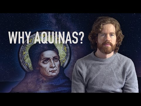 Why St. Thomas Aquinas is so Important