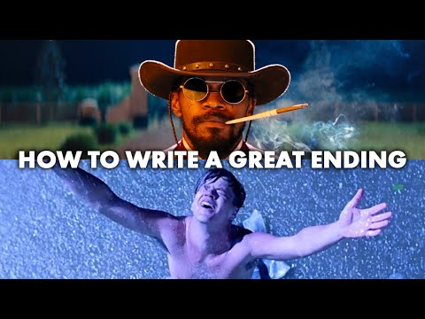 How To Write A Great Ending