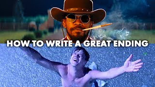 How to Write a Gręat Ending