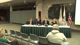 Public Hearing on Arming Campus Police