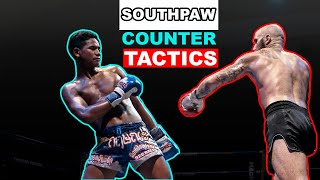 Southpaw Tactics: 3 Left-Hand Counter Techniques