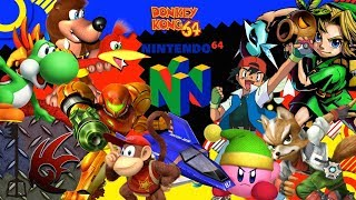 Top N64 Games That Should Be on The Nintendo 64 Classic Edition | Top 10's