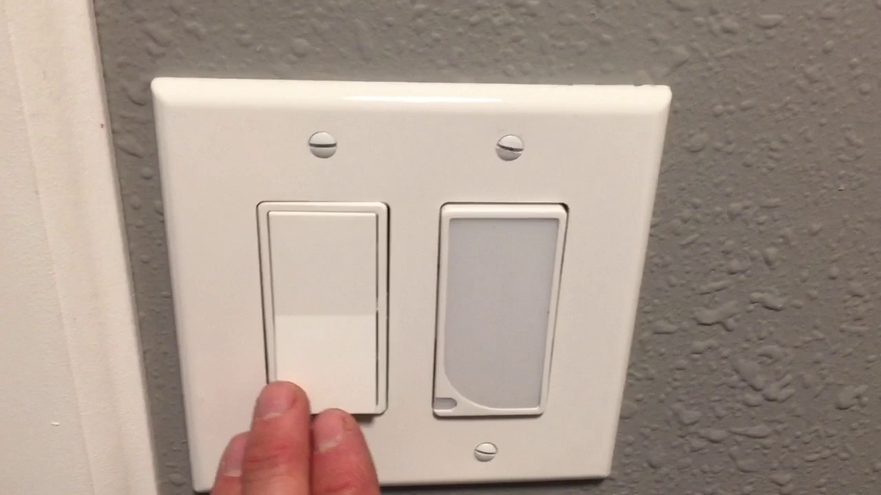 Review after installing LEVITON LED guide light (great product ...