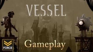 Vessel Gameplay (Commentary)