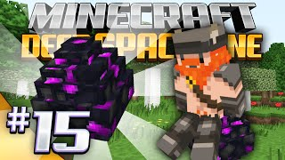 Minecraft - Deep Space Mine 15 - Simon